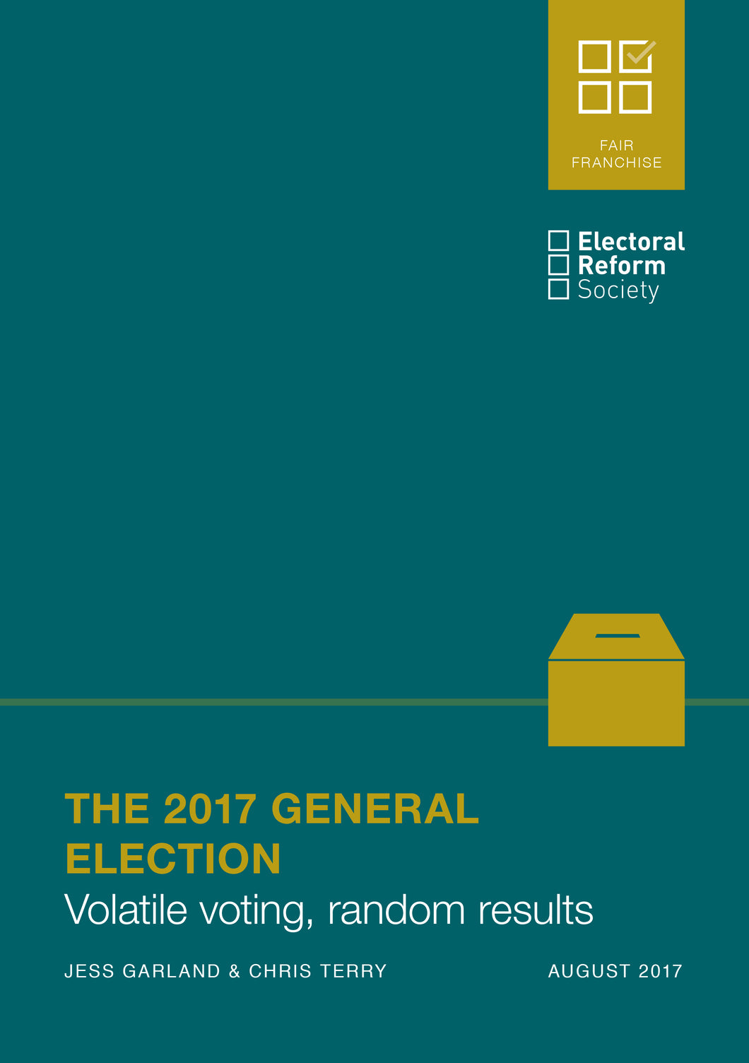 The 2017 General Election: Volatile voting, random results