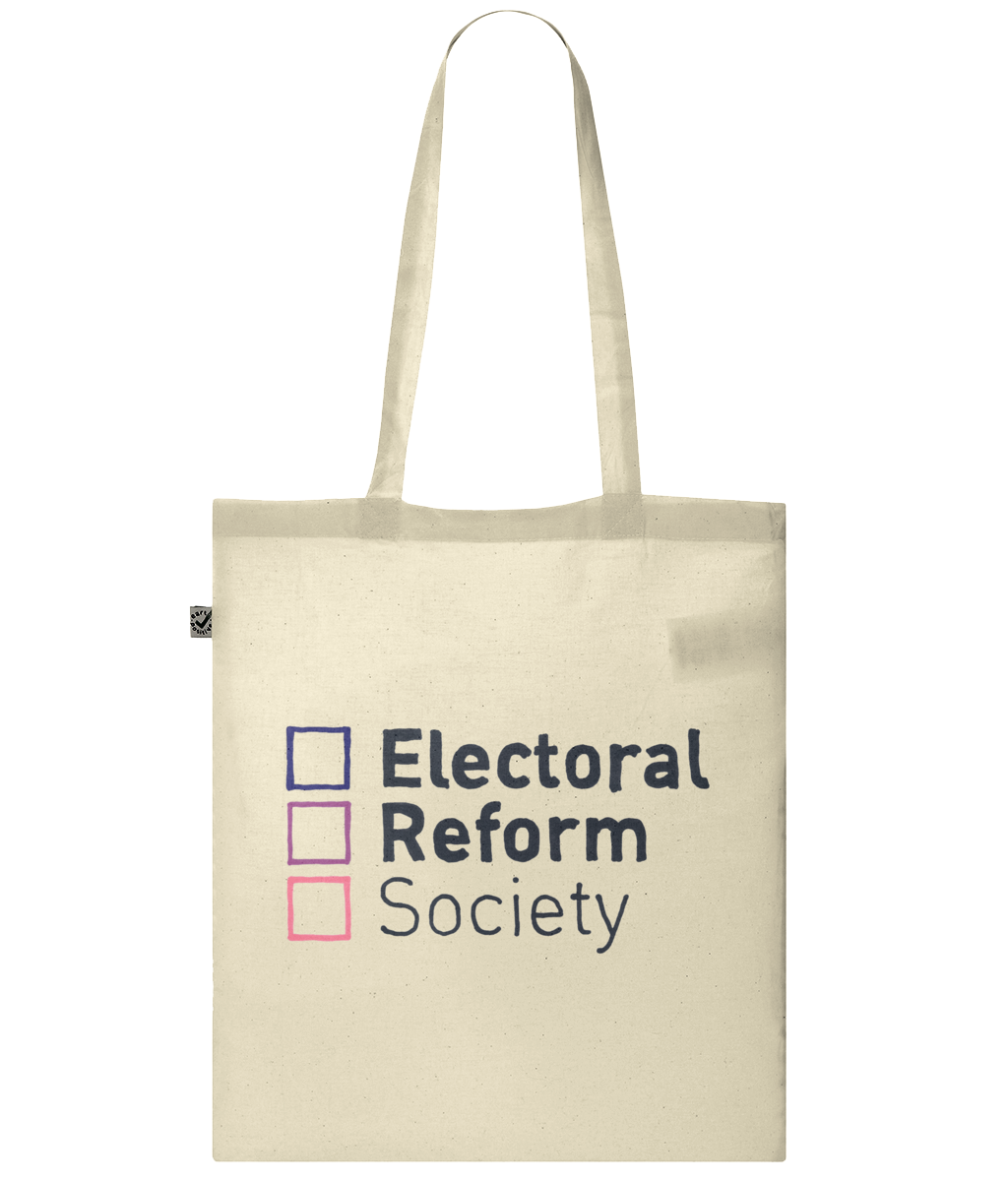 Electoral Reform Society Tote Bag