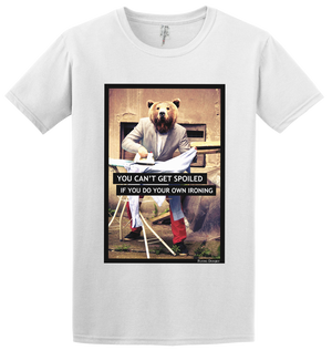 'Do Your Own Ironing' - Muški T-shirt