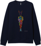 'Mr. Don Keyes / Floral' - Sweatshirt