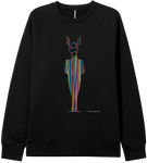 'Mr. Don Keyes / Stripes' - Sweatshirt