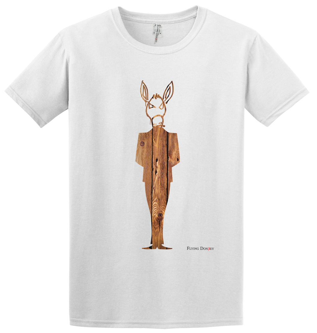 'Mr. Don Keyes / Wood' - Muški T-shirt