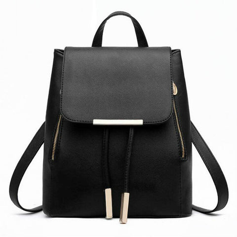 products/City-Star-PU-Leather-Backpack-Black-Colour-Top-Flap-Bag-With-Front-Zip-And-Top-Handle-Image-1.jpg