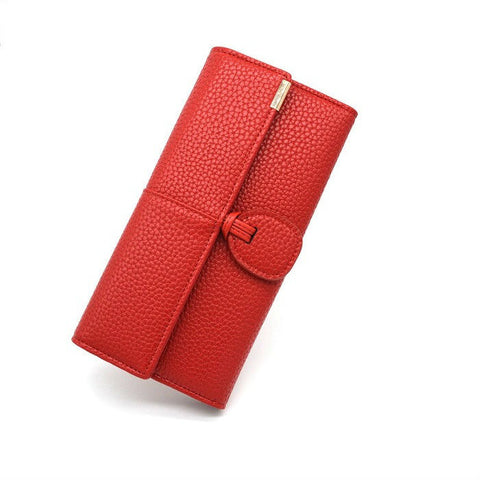 products/Impression-Top-Flap-Grained-PU-Leather-Purse-Red-Colour-Clutch-Image-2.jpg
