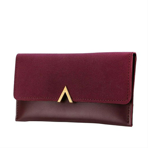 products/Obesession-Gold-V-Hardware-Nubuck-Leather-Purse-Wine-Red-Colour-Clutch-Wallet-Image-1.jpg