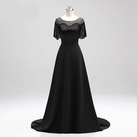 products/Opium-Black-Sheer-Tasselled-A-Line-Gown-1.jpg