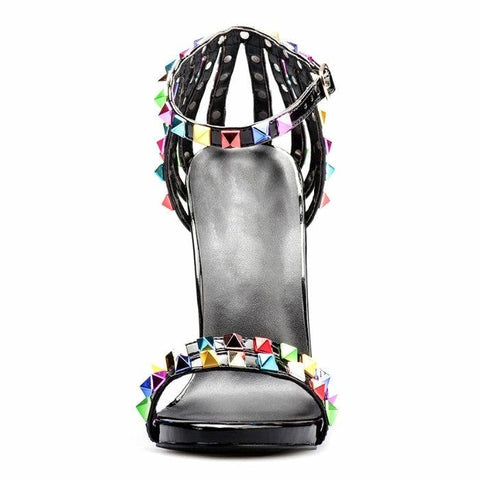 products/Rainbow-Kiss-Black-Rockstud-Sandal-Heels-Multi-Coloured-Peeptoe-Shoes-Image-2.jpg