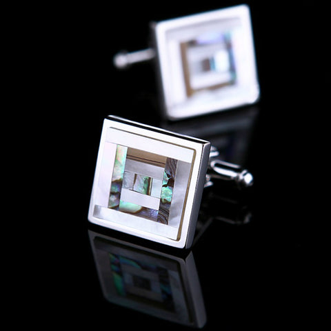 products/Square-Frame-Mother-Of-Pearl-Cufflinks-In-Silver-1.jpg