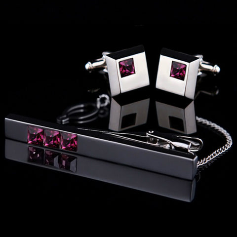 products/Square-Window-Purple-Gem-Tie-Clip-_-Cufflinks-Sets-1.jpg