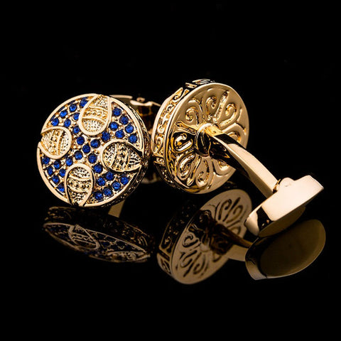 products/Vintage-Collection-Blue-Gemset-Cufflinks-In-Plated-Gold-2.jpg