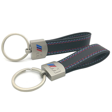 Key RIng Lether BMW