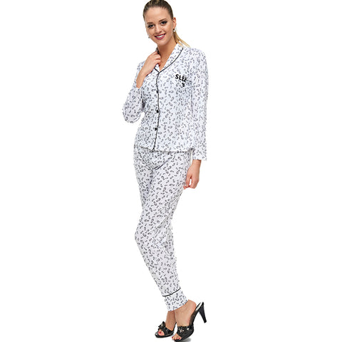 SLEEP Pajama Set c.1030 - Allegro Styles
