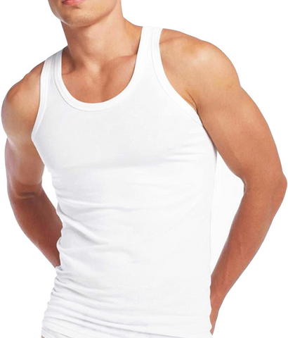 Men's Cotton Vests c.112