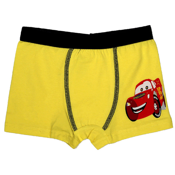 Boys Boxers c.410 Yellow