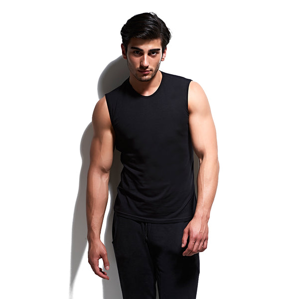 Men's Sleeveless round neck c.307 - Allegro Styles