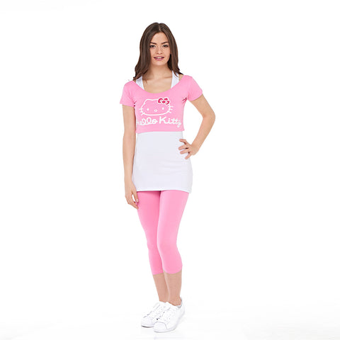 Hello Kitty Pajama c.1004 - Allegro Styles