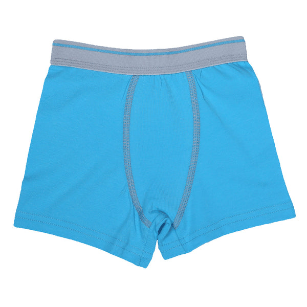 Boys Boxers c.410 Blue and Gray