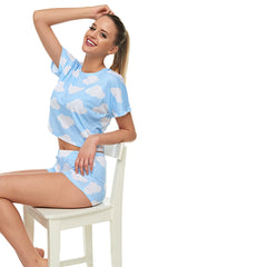 Cloud cotton pajama c.80202 - Allegro Styles