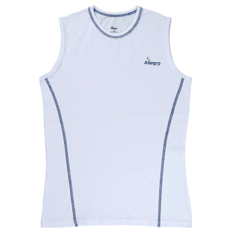 Men's colored sleeveless shirt c.307-2 - Allegro Styles