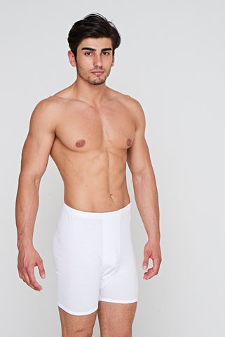 6 Pack Men's Long leg Ribbana Boxer c.321