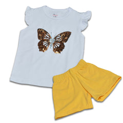 Butterfly sequinnes Girls Wear