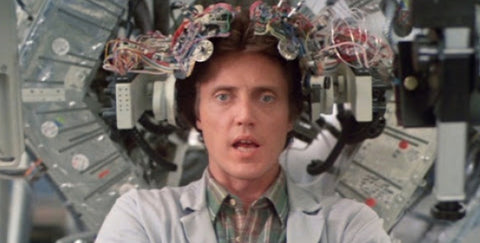 Christopher Walken in Brainstorm