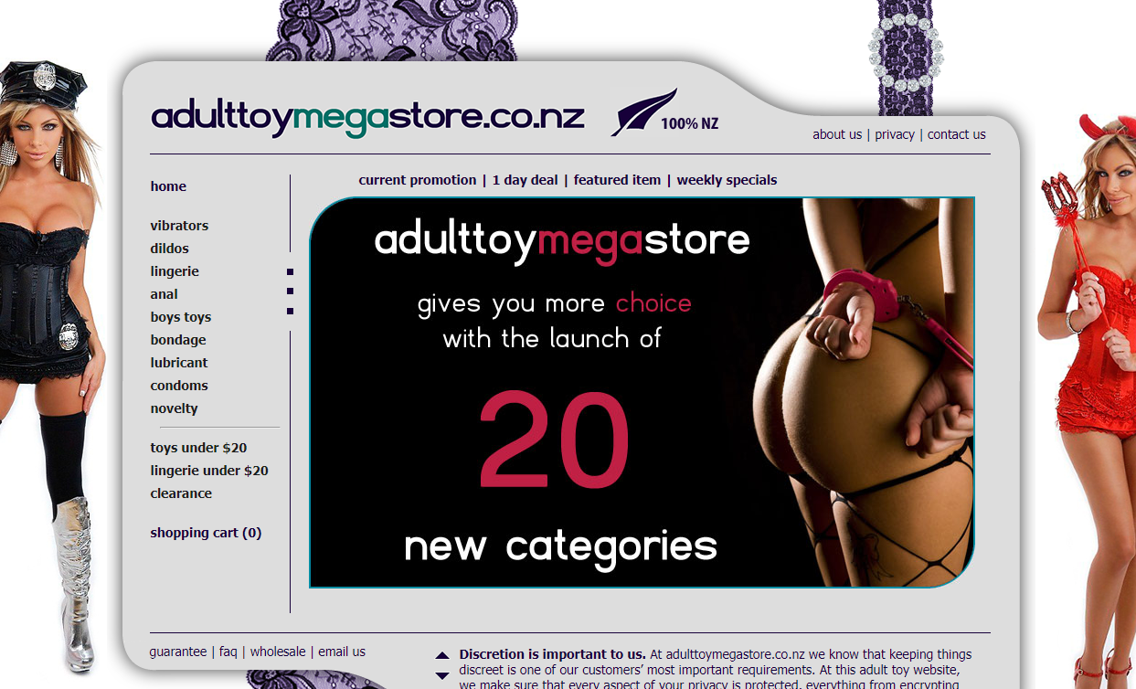 New Zealand Anal Fuck - Adult Toy Mega Store – Cinder