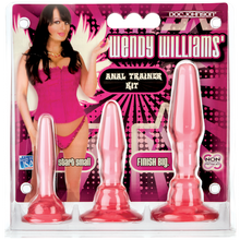 Load image into Gallery viewer, Anal Trainer Kits and Butt Plugs