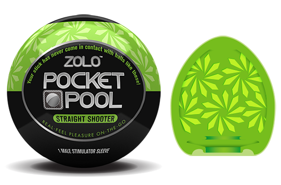 Zolo Pocket Pool - Straight Shooter
