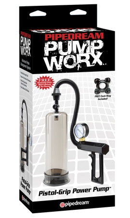 powerful cock pump