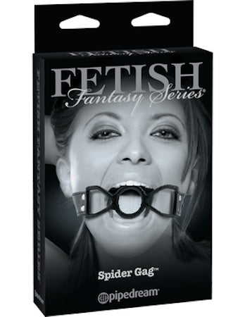 Fetish Fantasy Limited Edition Spider Gag