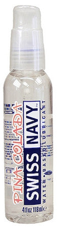 Swiss Navy Flavoured Waterbased Lubricant 118ml