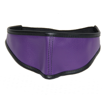 Load image into Gallery viewer, Love In Leather - Blackout Blindfold