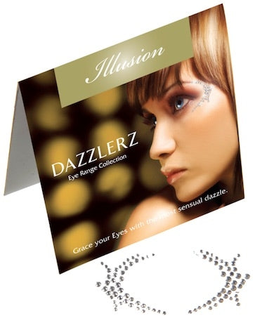 Dazzlerz Sensual Eye Jewellery -Illusion