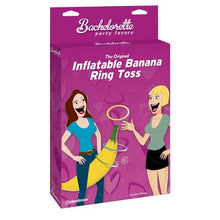 Load image into Gallery viewer, Bachelorette Party Inflatable Banana Ring Toss