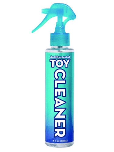Blue Bottle Toy Cleaner From Pipedream Products
