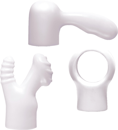 Mini Mini Wanachi Attachments - White