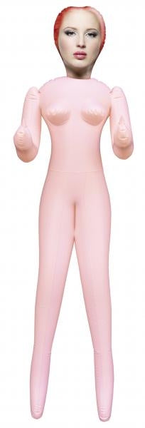 Sultry Nurse Inflatable Love Doll