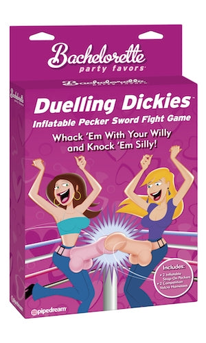 Bachelorette Party Duelling Dickies