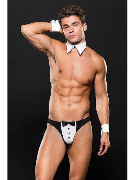 Show Some Class With This Tuxedo For His Package