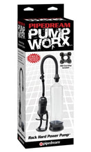 Load image into Gallery viewer, Pump Worx Rock Hard Power Pump