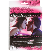 Load image into Gallery viewer, Oral Delight Couples Kit