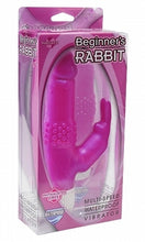 Load image into Gallery viewer, Beginners Rabbit Waterproof - Pink