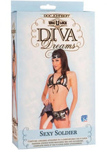 Load image into Gallery viewer, VAC-U-LOCK DIVA DREAMS - Sexy Soldier