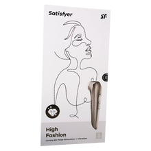 Load image into Gallery viewer, Satisfyer High Fashion Luxury Clitoral Sucking Vibrator
