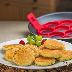 Pancake maker - Make 7 pancakes at once!