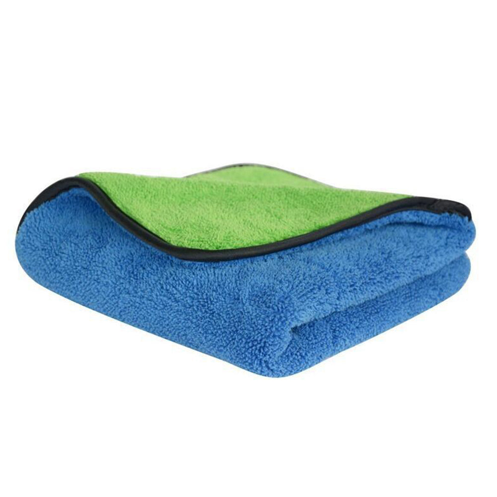 Thick Plush Microfiber Car Cleaning Cloths Car Care Wax Polishing Towels microfiber washing towel