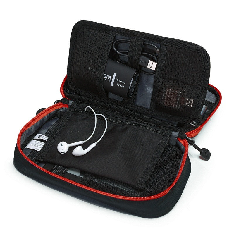 BAGSMART Travel Accessories Electronic Portable Bag Phone Data Cuble USBCable Earphone Phone Charger