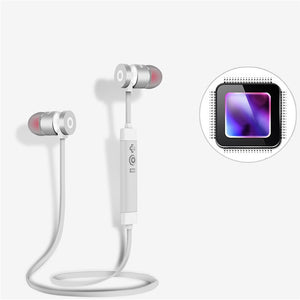 Bluetooth Earphones Universal Wireless Bluetooth Earbuds Noise Reduction In-Ear Stereo Headsets