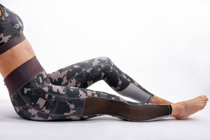 Camo Full Length Leggings